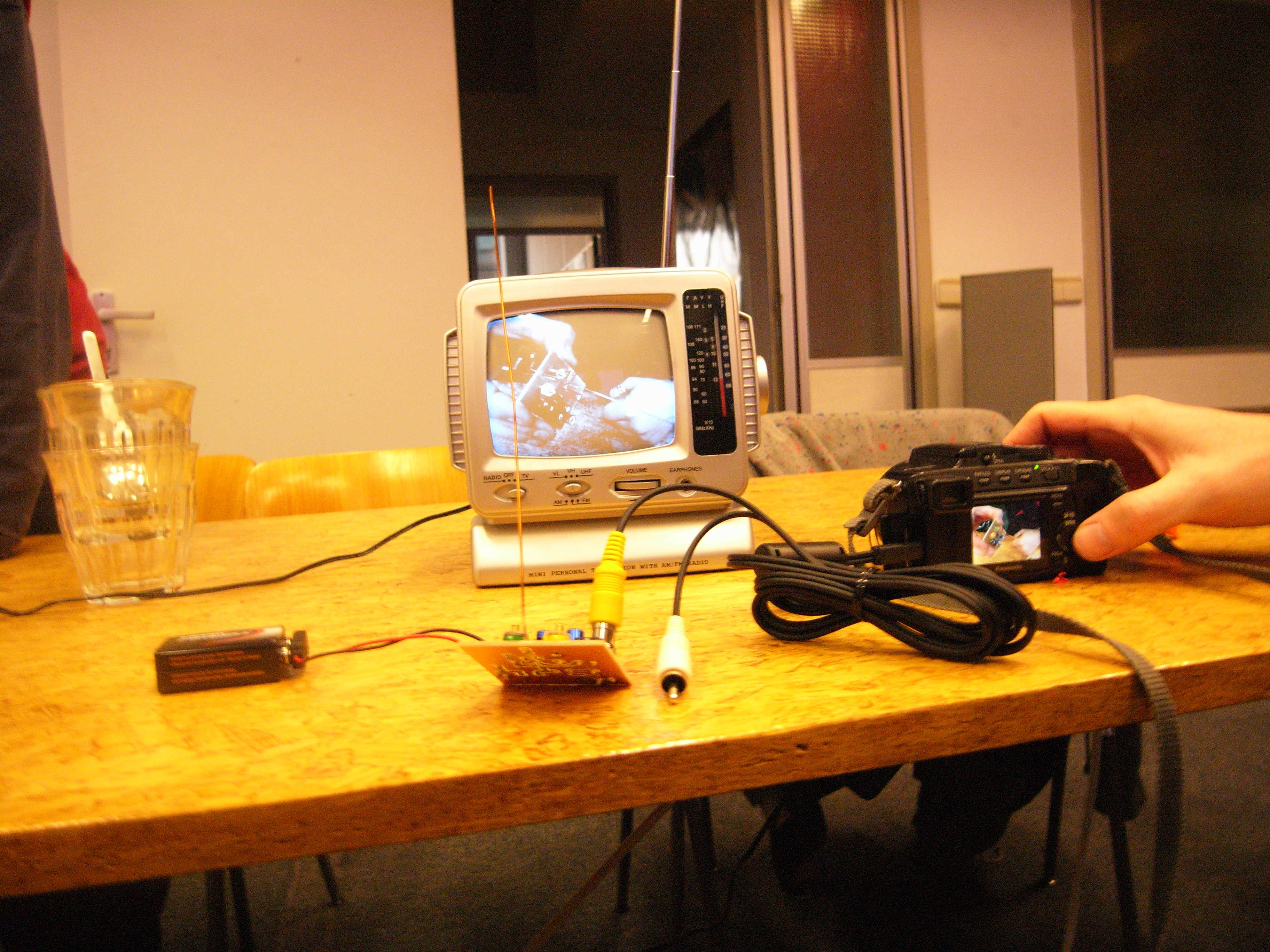 Diy Electronic Circuit Workshop Mediamatic How To Build