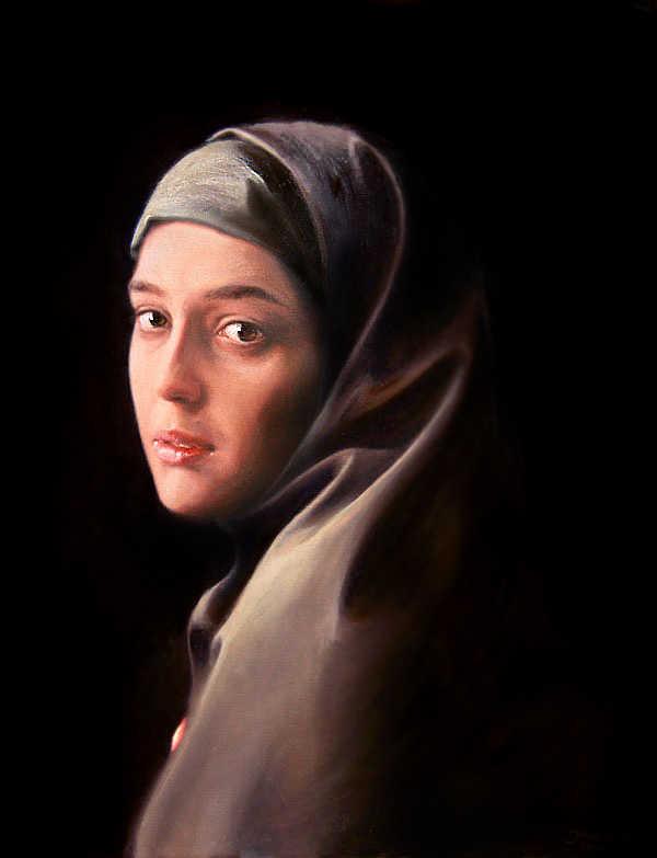De moslima van Vermeer - Mediamatic