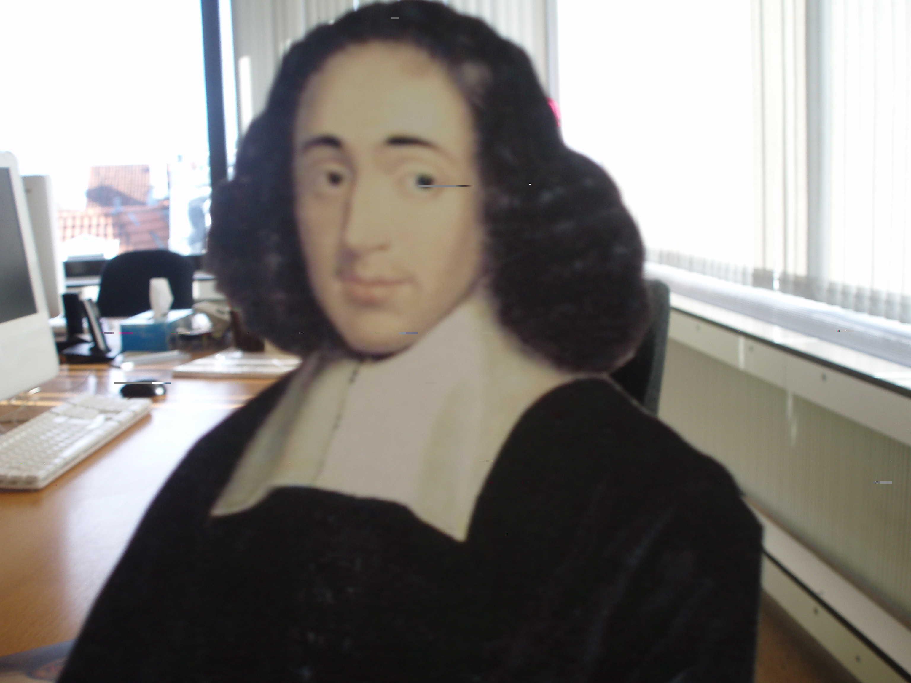 Citaten Baruch Spinoza : Baruch spinoza mediamatic