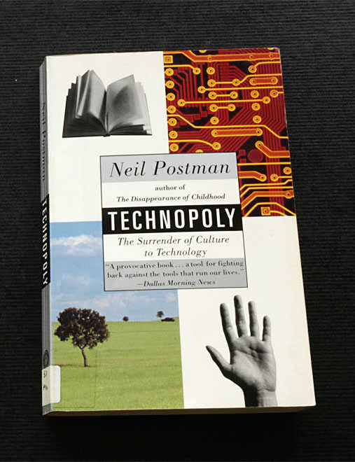 neil postman essay Neil postman (1931 — 2003) was an american critic and educator he wrote seventeen books his most famous (and controversial) was amusing ourselves to death , a screed against television and how it turns everything into banal entertainment — including education and news.