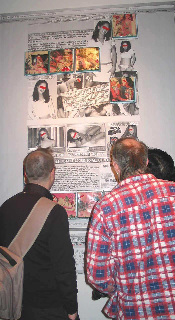 Nancy Bea Porno museum n8 - mediamatic