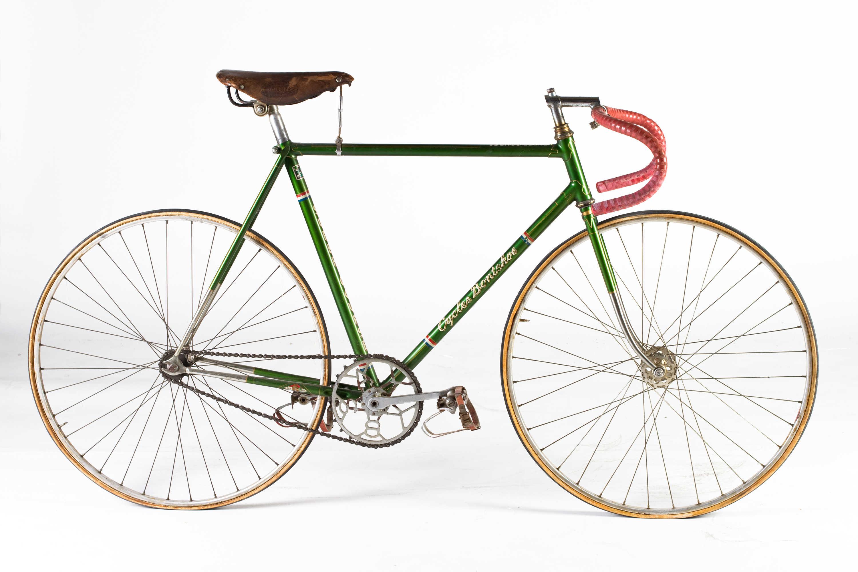 Bontekoe track bike - Mediamatic