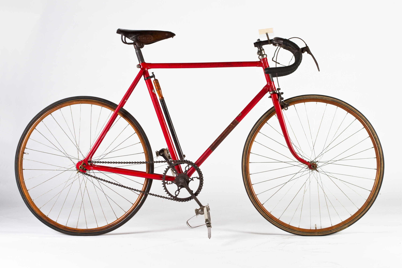 De Mol track bike - Mediamatic