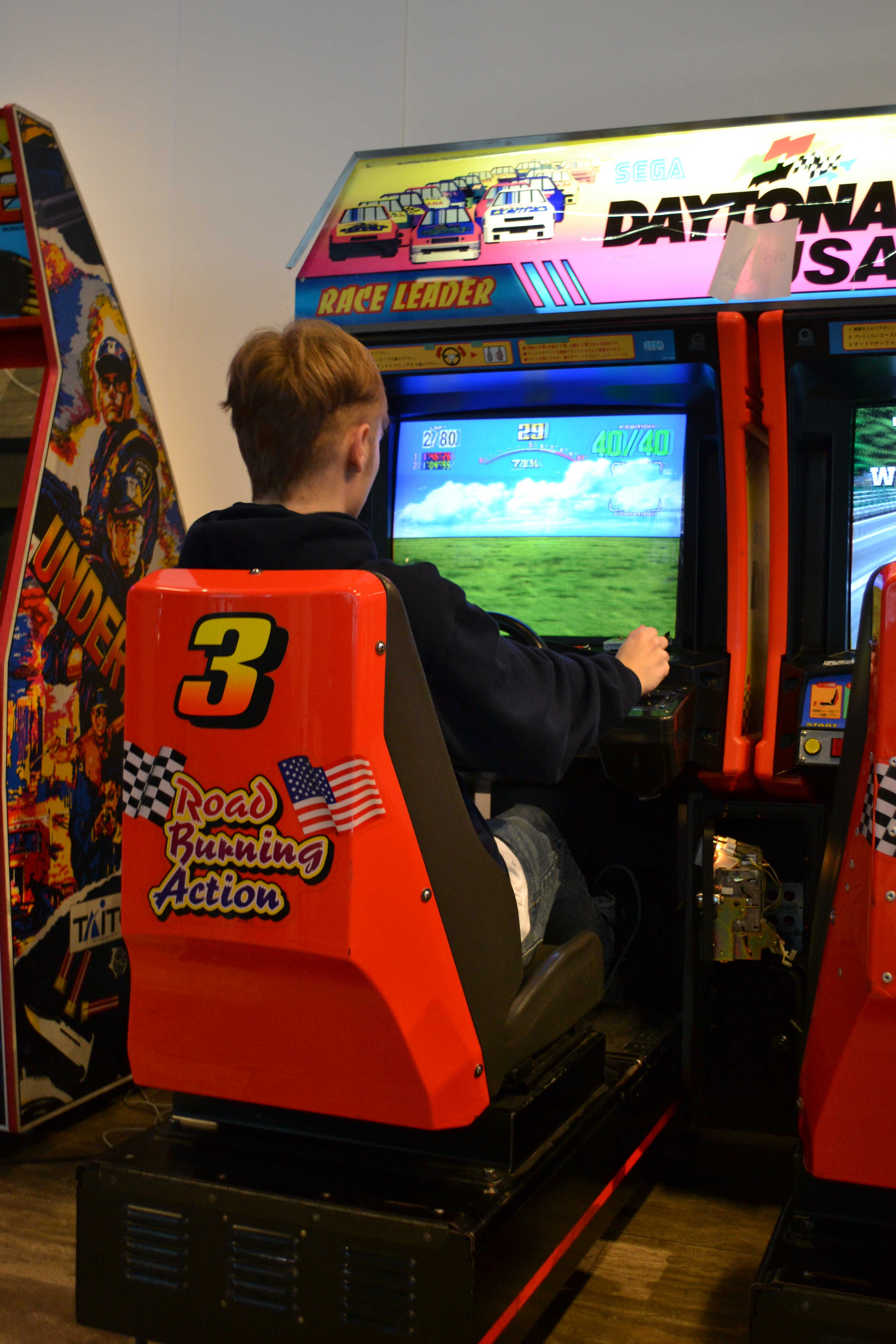 Daytona Usa Sega 1994 Mediamatic
