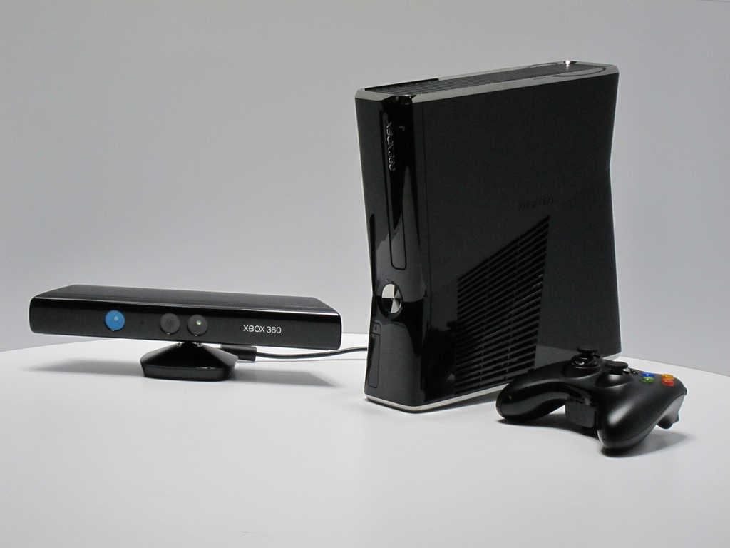 Xbox 360 Kinect 2005 MediamaticXbox 2005