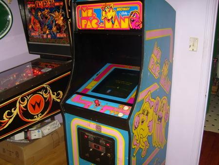 Ms Pac Man Midway 1981 Mediamatic