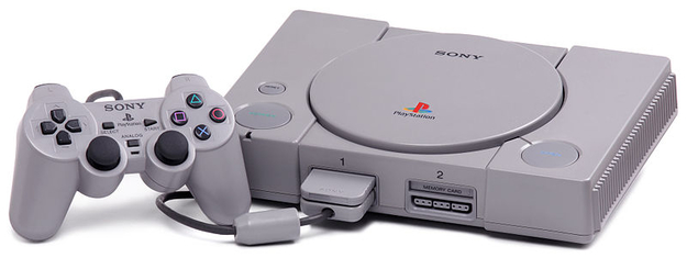 Sony PlayStation 1 - Mediamatic