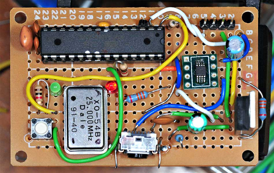 Controlling a Servo with IR Using an Infrared Library