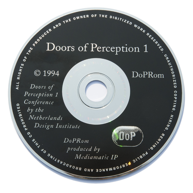 Doors of Perception 1. The CD-Rom  sc 1 st  Mediamatic & Doors of Perception 1 - Mediamatic
