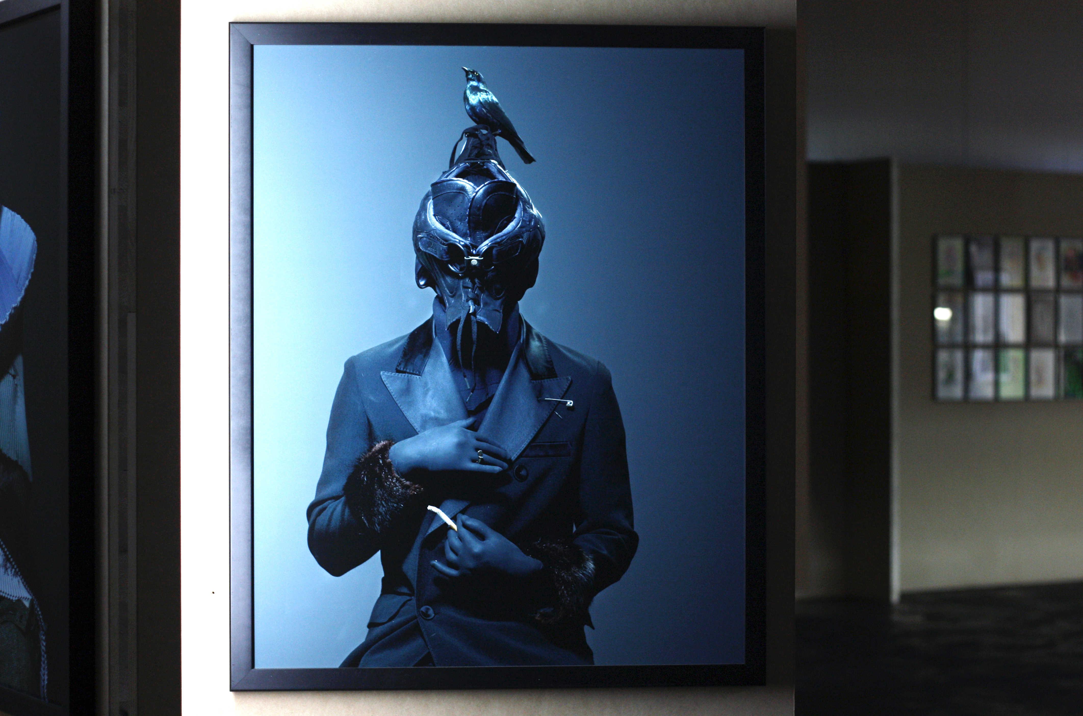 46b04c6ecd Faceless exhibition overview - work by Mustafa Sabbagh Van 26 januari t m  23 april 2014 is de tentoonstelling Faceless te zien in de Mediamatic  Fabriek.