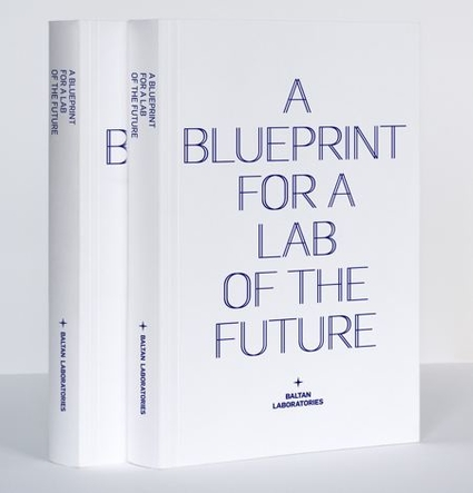 A blueprint for a lab of the future mediamatic a blueprint for a lab of the future book launch malvernweather Image collections