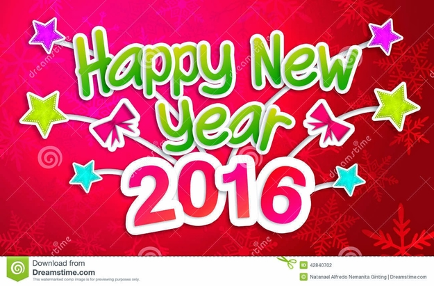Happy New Year 2016 Mediamatic