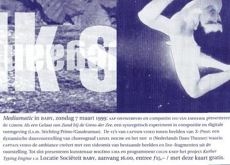 Ivo Van Emmerik - Documents Pour Servir De Canevas / Birdstone
