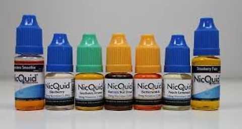 Getting to Know NicQuid E-Juice - Mediamatic