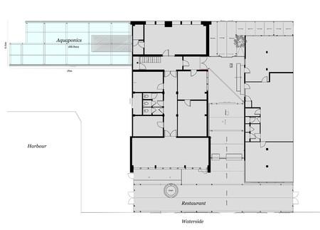 Aquaponics Floorplan Mediamatic